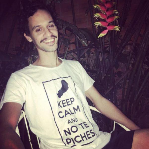 Keep Calm and No te Piches Olla Negra
